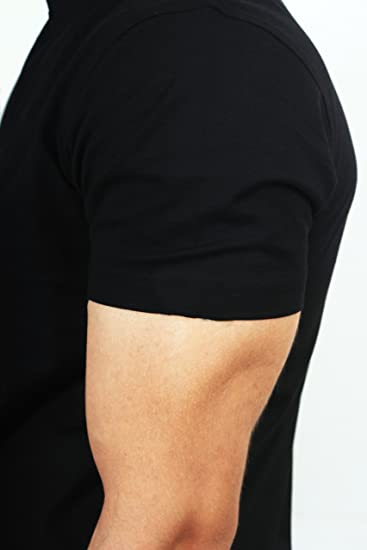 Symbol Of The Brand G-star Raw Black T-shirt Polo Shirt Men's Size Xl Polos Shirts