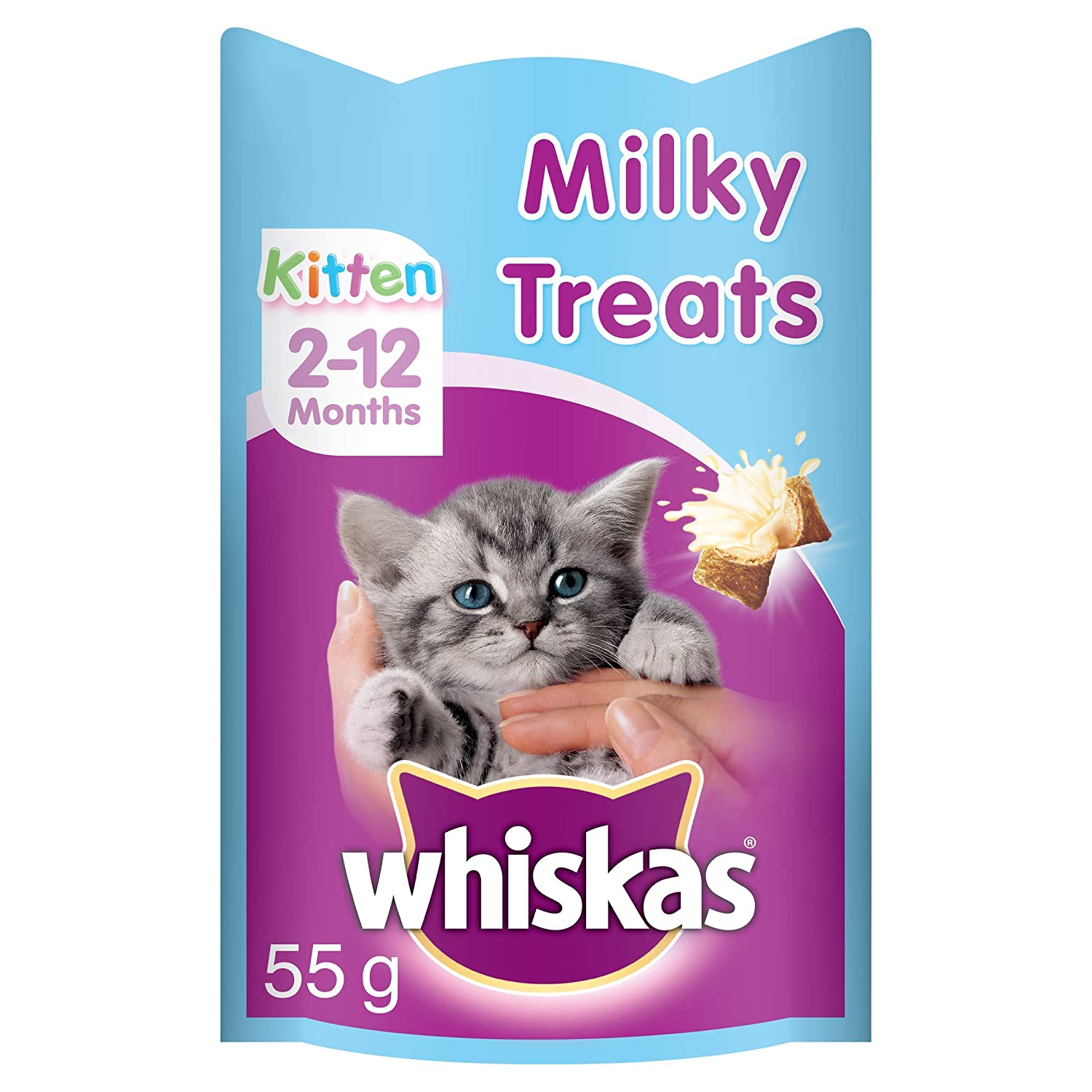Watch How to Give a Kitten Treats video