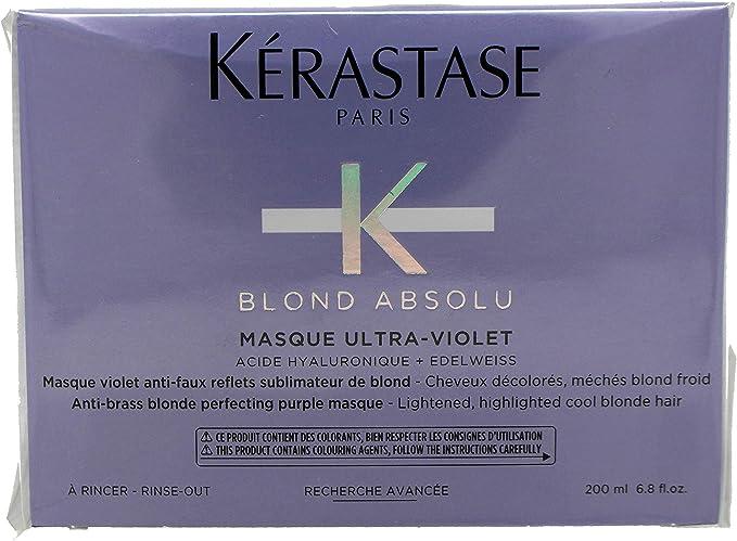 masque anti pollution violet pas cher
