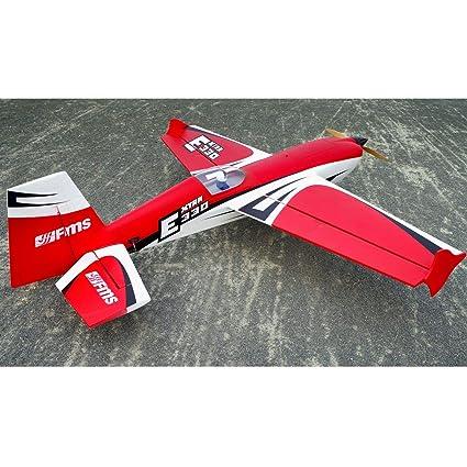 Amazon com: FMS Extra 330S EP Aerobatic PNP 2000mm, FMM109P