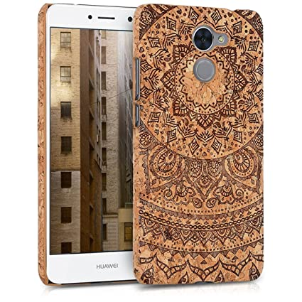 Amazon.com: kwmobile Huawei Y7 / Y7 Prime (2017) Case ...
