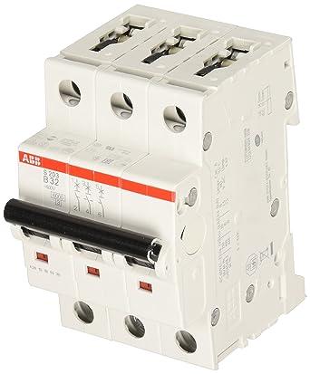 ABB S203-B32 - Instalación de fusible para caja de fusibles (32A ...