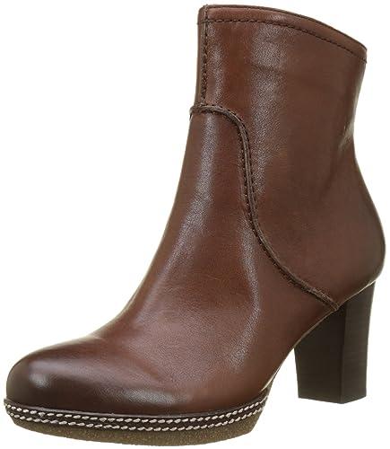 Gabor Shoes Gabor Jollys, Bottes Femme, Noir (20 Schwarz/Anthrazit), 41 EU