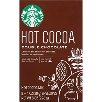 Starbucks Double Chocolate Hot Cocoa Mix