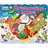 Fisher-Price Little People: Christmastime Is Here! (Fisher Price Lift the Flap)