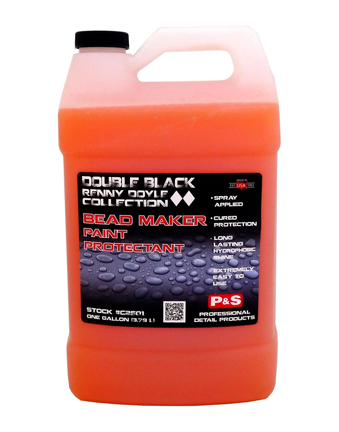 P&S Detailing Products C2501 - Bead Maker Paint Protectant ( 1 Gallon ) P&S Inc