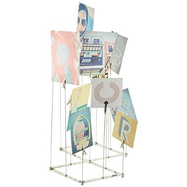 Umbra Crowd Photo Display, Multi-Photo Display, Nickel