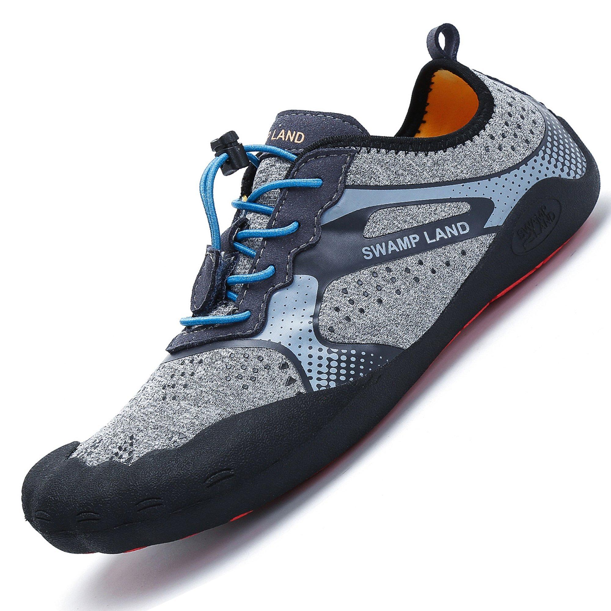 d923653db9cd40 Pastaza Badeschuhe Herren Geschlossen Barfußschuhe Damen Schnell Trocknend  Wasserschuhe Rutschfest Weich Outdoor Fitness Schuhe product image