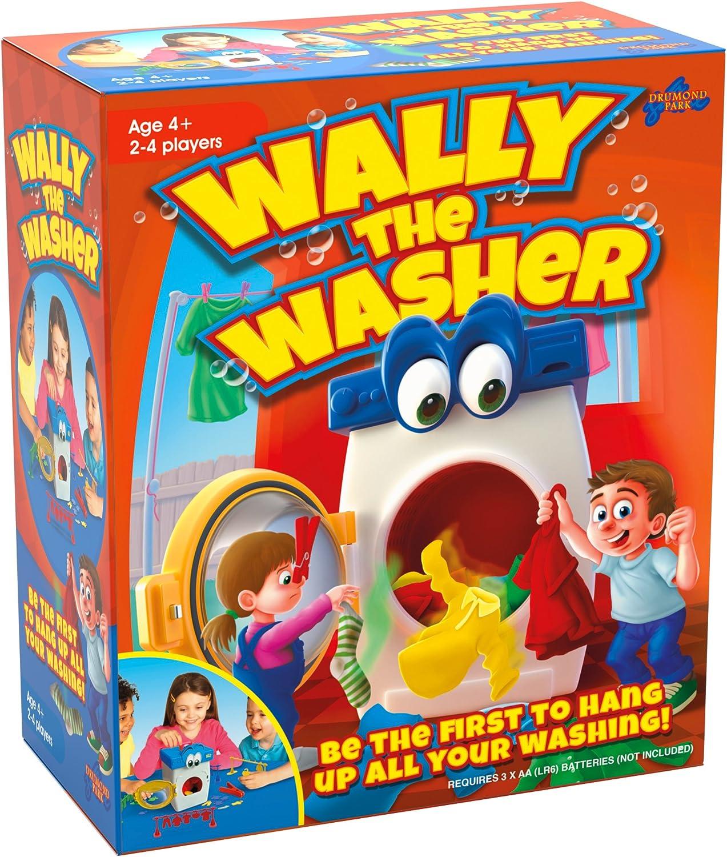 Drumond Park Wally the Washer Actiespel, wasmachine