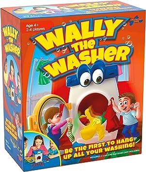 Drumond Park Juego de acción Wally The Washer | Lavadora de Juegos ...