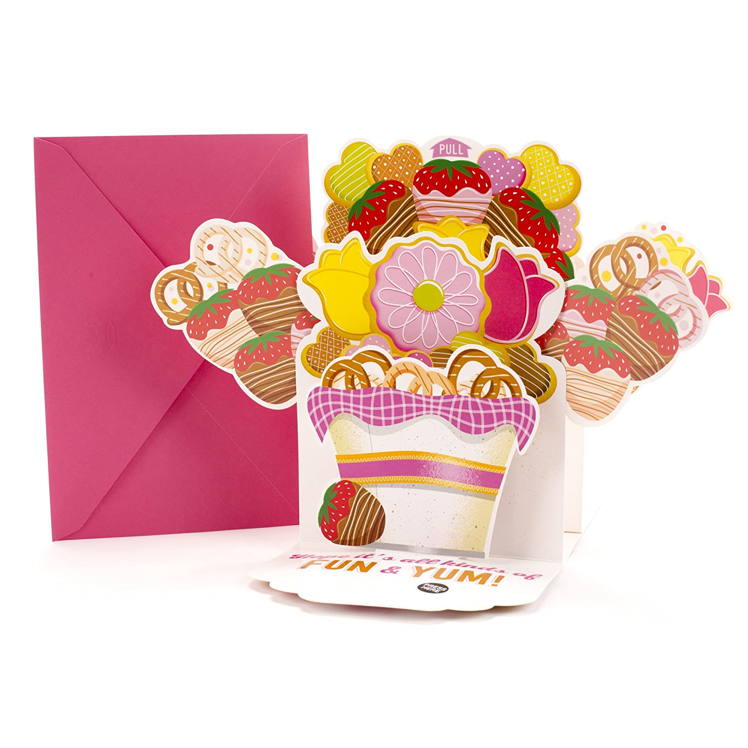 Amazon Hallmark Mothers Day Greeting Card With Song Bouquet