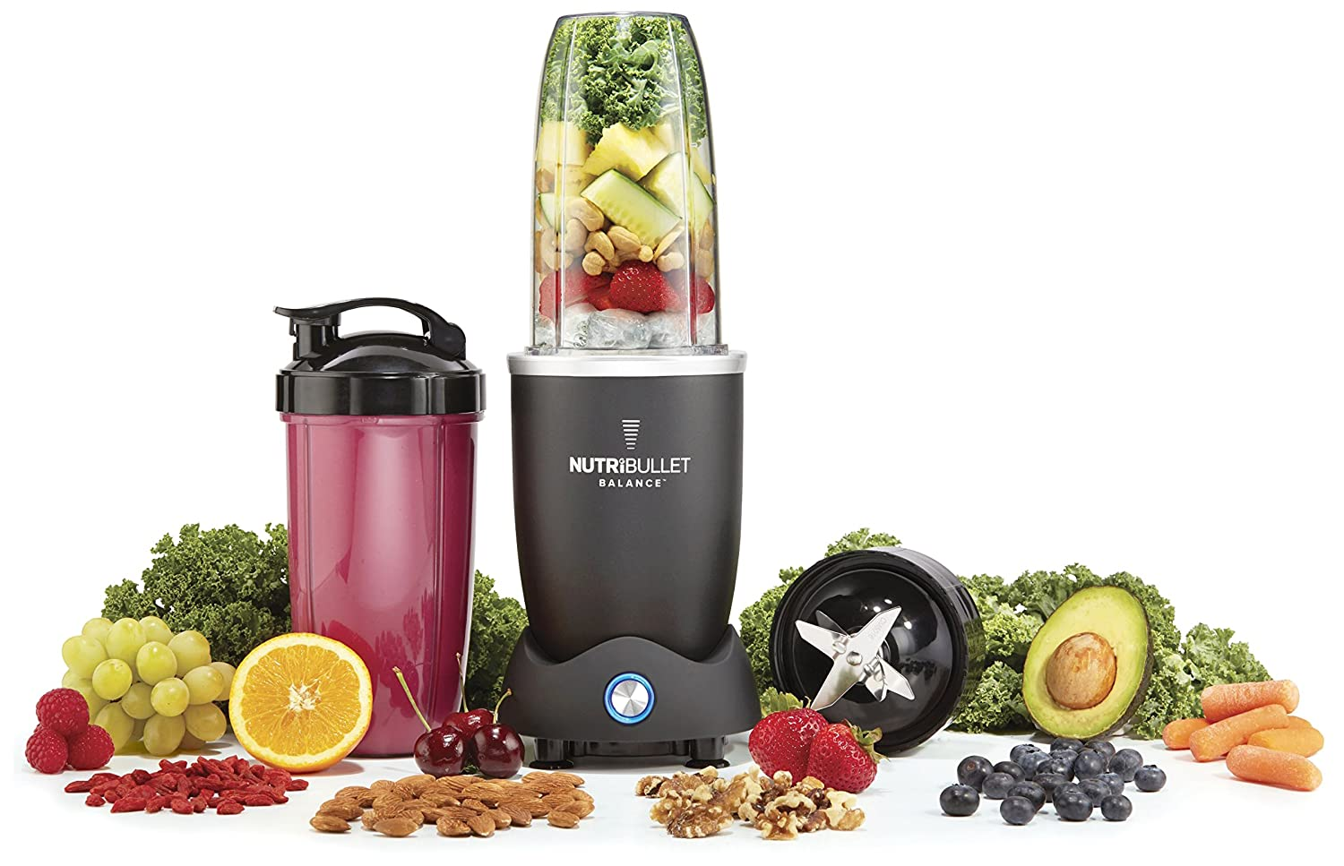 best bluetooth enabled nutribullet smart blender