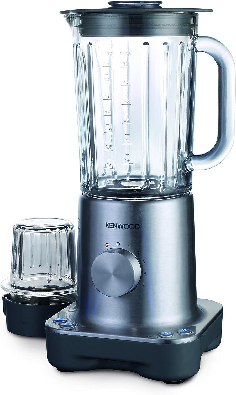 Kenwood BL770 Batidora de vaso, 800 W, acero inoxidable y vidrio ...