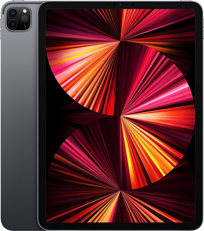 2021 Apple 11-inch iPad Pro (Wi-Fi, 128GB) - Space Gray