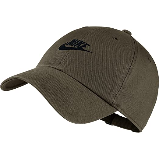 6f0d24c8604 Amazon.com  Nike Mens U NSW H86 Cap Futura Washed 913011-325 - caqui  Sports    Outdoors