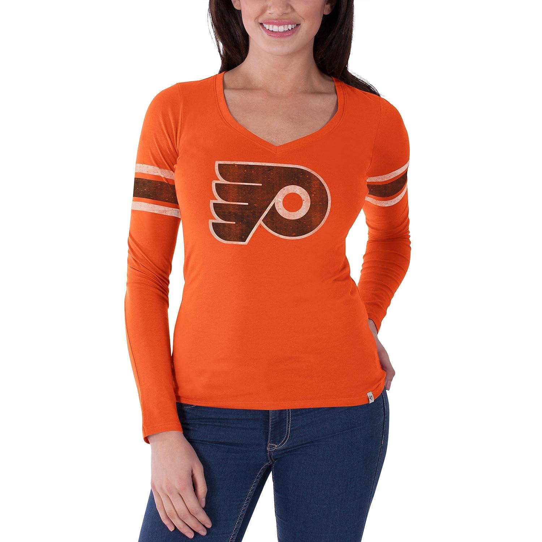 古典 NHL Flyers Women 's ' 47 Homerun長袖Tee X-Large Philadelphia 47 Flyers 's B00K2TQ2RO, プリナスビューティーショップ:8d289b4f --- a0267596.xsph.ru