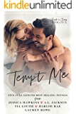 Tempt Me: A First Class Romance Collection
