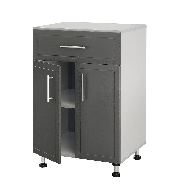Amazon.com: ClosetMaid 12407 ProGarage 2-Door with Drawer Cabinet ...