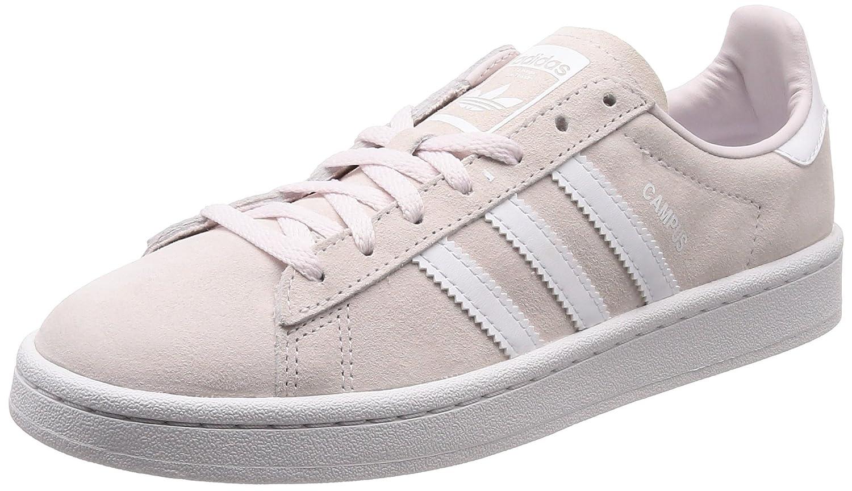 Adidas Campus W, Zapatos de Baloncesto para Mujer 38 2/3 EU|Multicolor (Orctinftwwhtcrywht)