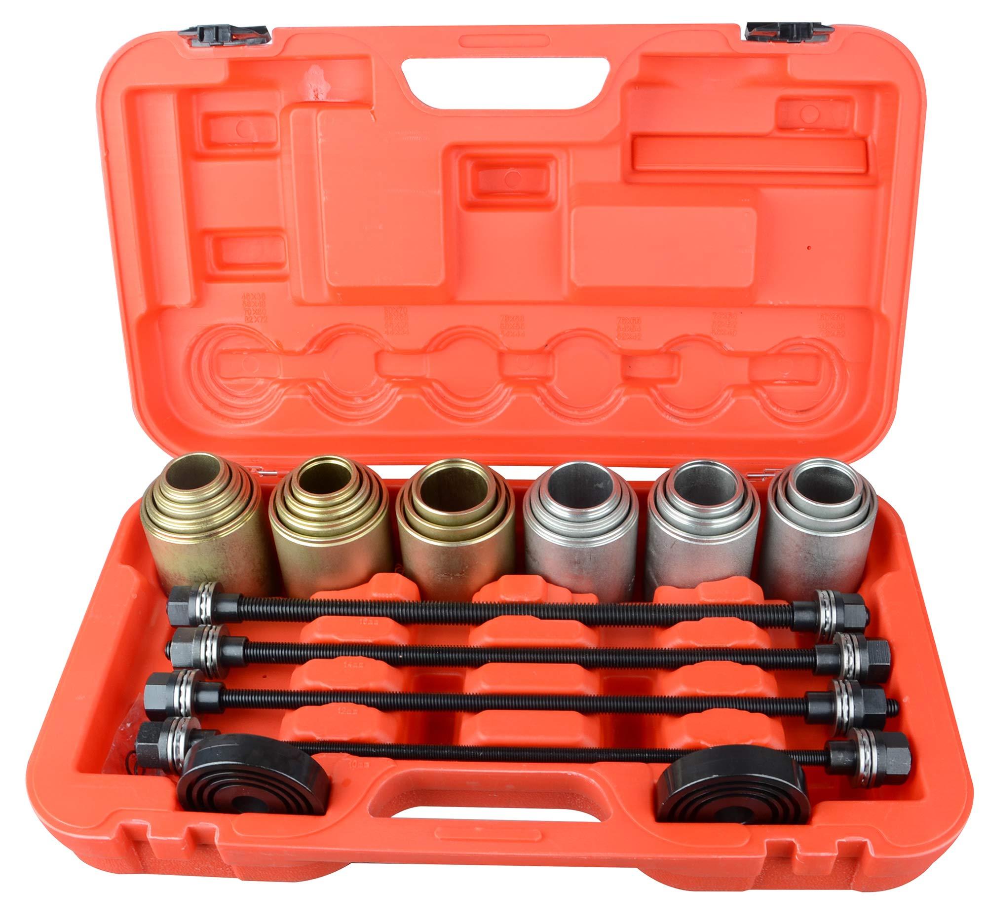 DA YUAN Universal Press and Pull Sleeve Remove Install Bushes Bearings Garage Tool Kit