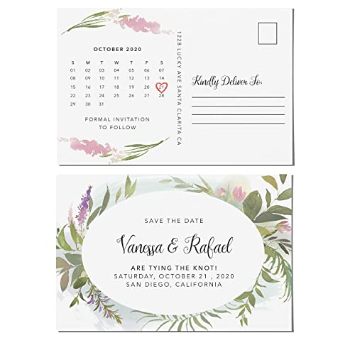 Amazon com: Save the Date Postcards for Weddings, Amazing