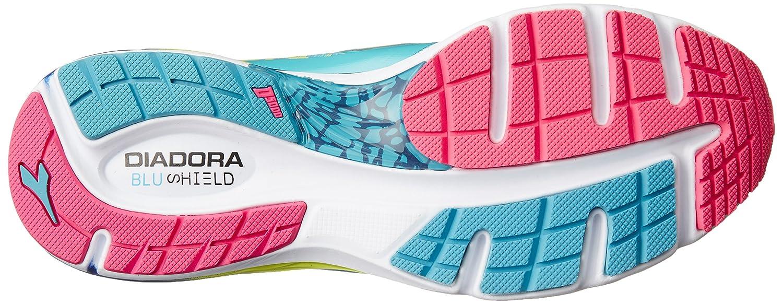1a5f9a19 Diadora Shoes Running Sneaker Jogging Women Mythos blushield w Blue  Atoll/dp Ultramarine Size