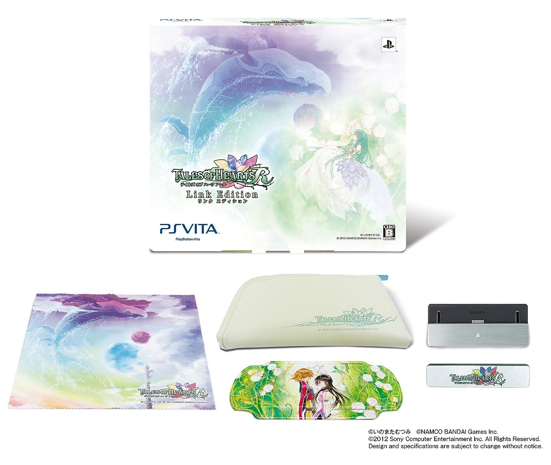 テイルズ オブ ハーツ R Link Edition - PSVita B00APU48PI