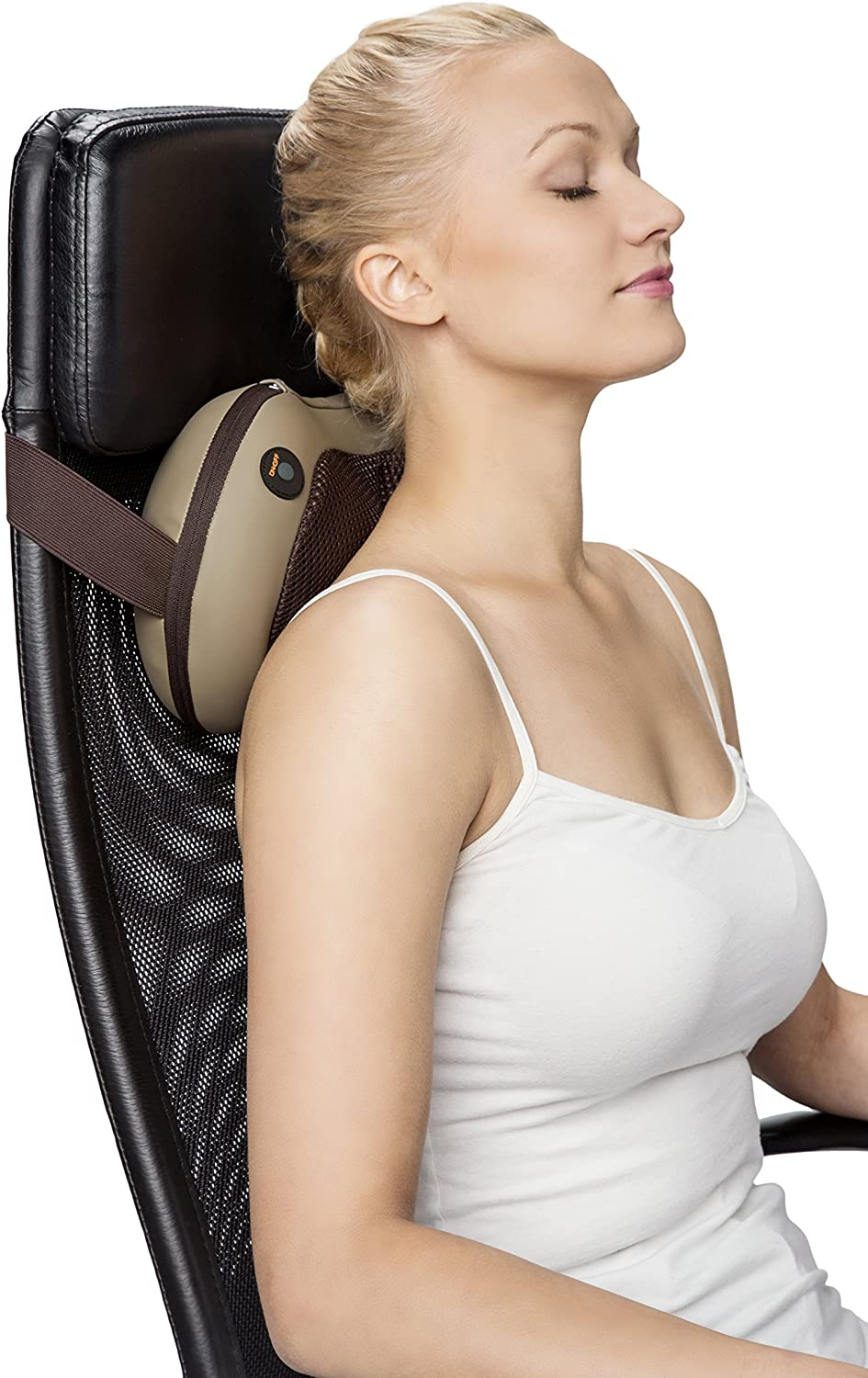 Schultz ZycraPulse Massage Cushion