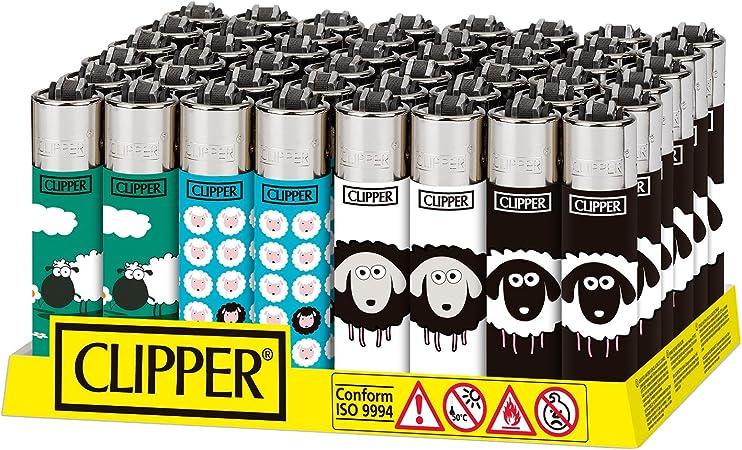 Clipper – 02, primavera 2 colección, pack de 4 encendedores: Amazon.es: Jardín