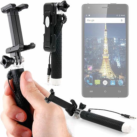 DURAGADGET Palo Selfie (Selfie-Stick) para Smartphone Cubot King ...