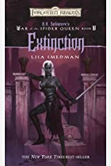 Extinction: R.A. Salvatore Presents The War of the Spider Queen, Book IV (The War of the Spider Queen series 4) Kindle Edition