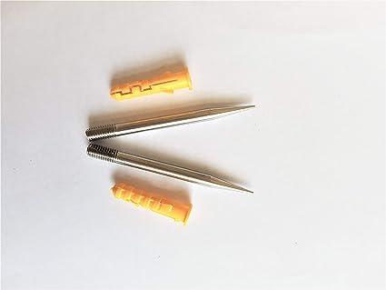 anthracite Arial r/ésistant aux intemp/éries 20 cm de hauteur 0 1 2 3 4 5 6 7 8 9 a b c d Num/éro de maison 3D en acier inoxydable V2A diamant