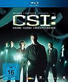 CSI: Crime Scene Investigation - komplette Season 1 [Blu-ray]