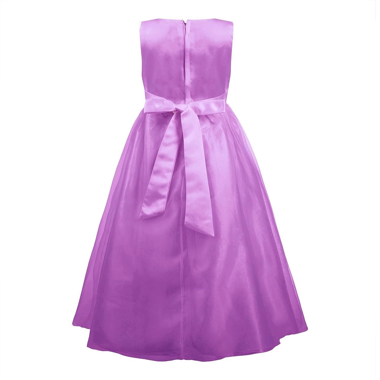 Katara - La niña de las flores, vestido de noche para niños de 8-10 ...