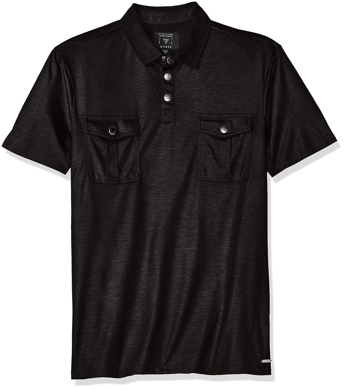 Best Guess Men 39 S Mason Military Polo Shirt