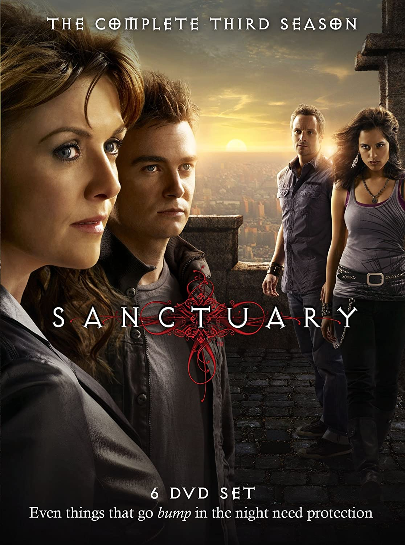 Amazon Com Sanctuary Season 3 Amanda Tapping Robin Dunne Ryan Robbins Agam Darshi Christopher Heyerdahl Movies Tv