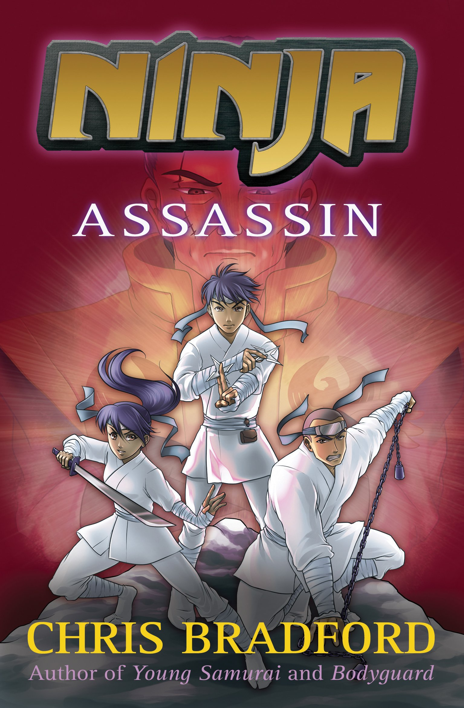 Assassin (Ninja #3): Amazon.es: Chris Bradford, Sonia Leong ...