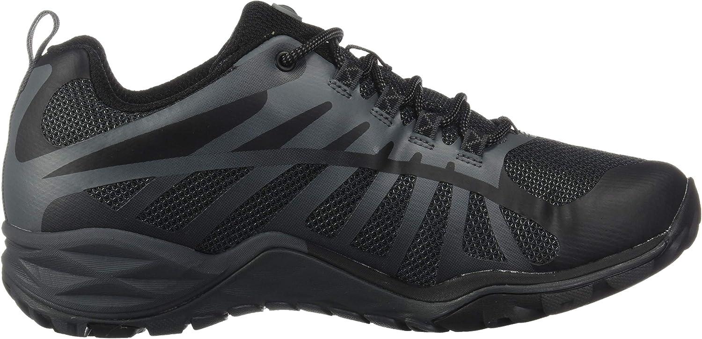 Merell Siren Edge Q2 Waterproof Women's Outdoor Multisport Training Shoes Blackout