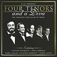 Four Tenors and a Diva