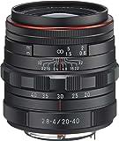 PENTAX リミテッドレンズ 標準ズームレンズ HD PENTAX-DA20-40mm F2.8-4ED Limited DC WR ブラック 23000
