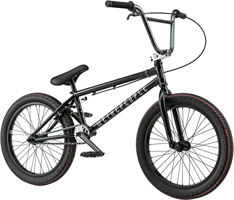 Wethepeople Justice Bicicleta BMX, Negro, 20.75