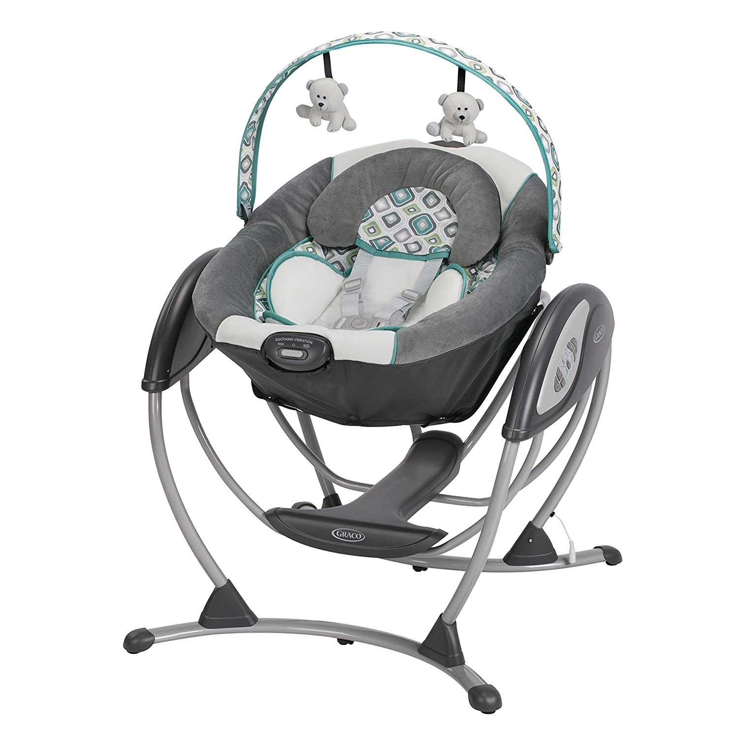 Graco Glider LX Baby Swing, Affinia