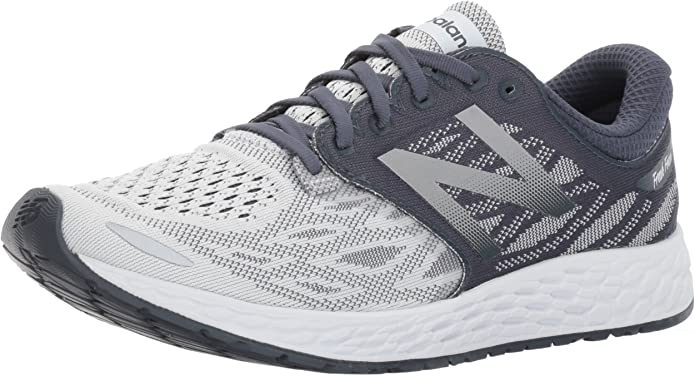 New Balance Fresh Foam Zante V3 Sneakers Laufschuhe Damen Grau (Thunder/Arctic Fox)