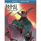 Genndy Tartakovsky's Primal: The Complete First Season (BD/Dig) [Blu-ray]