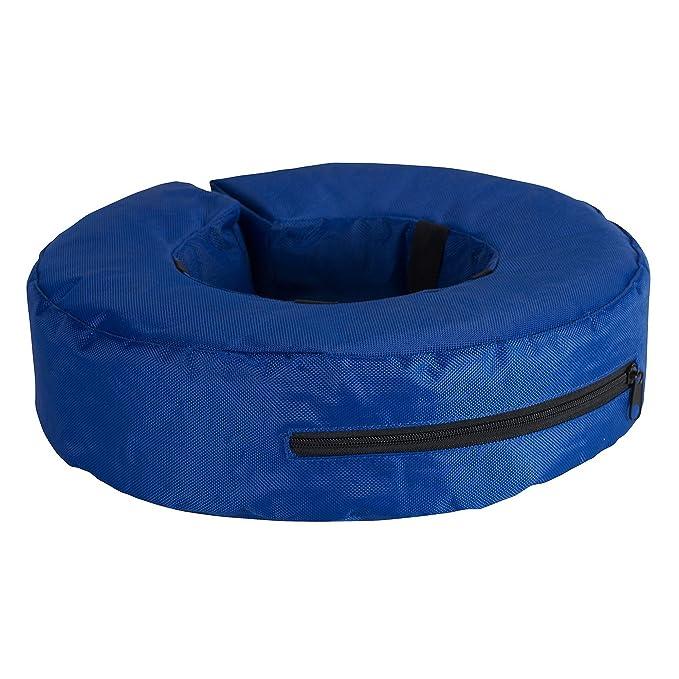 Kruuse Buster - Collar hinchable para perros: Amazon.es: Ropa y ...