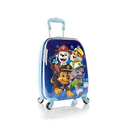 Heys America Unisex Nickelodeon Paw Patrol Kids Spinner Green Luggage: Clothing