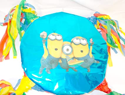 Amazon.com: bdayparties Minion Minions Despicable Me Movie ...