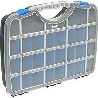 Tayg 023552 assortimentsdoos Basic Box 02/388 x 290 x 61 mm/tot 26 vakken/zwart-blauw