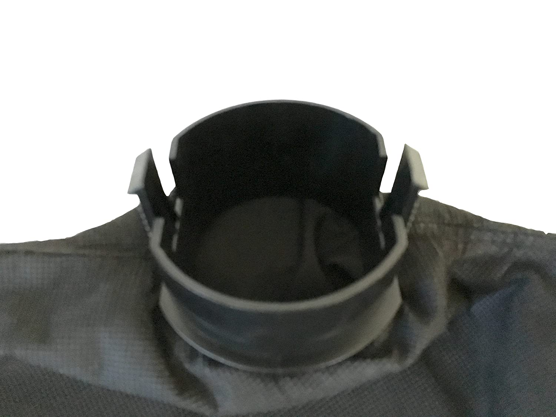 Saco colector para soplador de hojas Aspiradora Bolsa Apto Para gardol el/éctrico glsbv 2500/o GLS 250