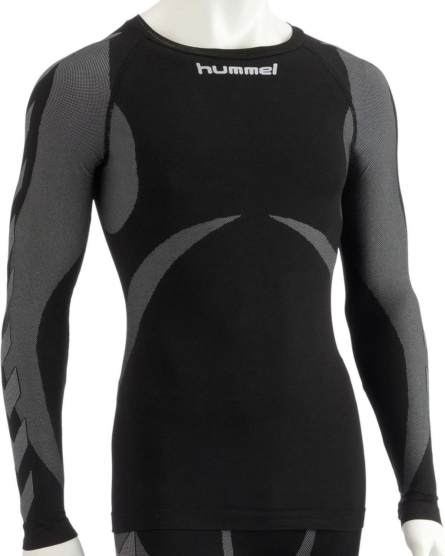 hummel - Camiseta para Hombre, tamaño M/L, Color Verde: Amazon.es ...